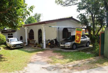 Complete house for sale in Enderamulla Gampaha