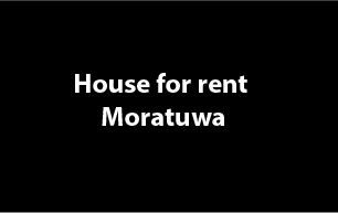 House rent Moratuwa angulana