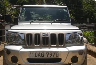 Mahendra Bolero jeep for sale
