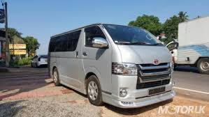 kdh van flat 2014 gl for sale kelaniya