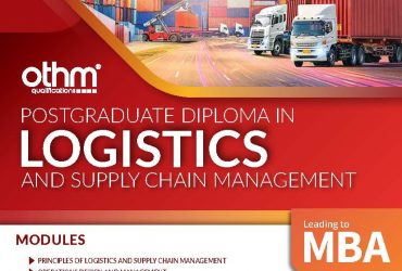 Post Graduate Diploma Logistics and Supply Chain Management