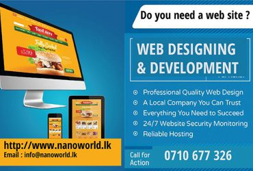 Web site designing and developments sri lanka