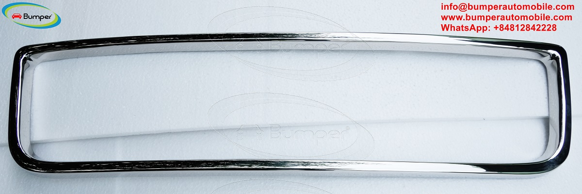 Datsun roadster front grill new by Stainless steel