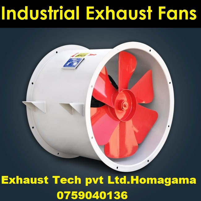 Exhaust fans ,air ventilation system srilanka, ventilation solution providers srilanka, exhaust fans for factories, warehouses