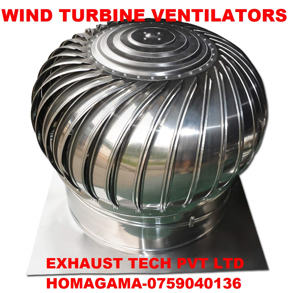 Roof air ventilation system srilanka